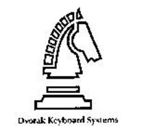 DVORAK KEYBOARD SYSTEMS Trademark of Paladin Incorporated