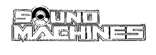 SOUND MACHINES Trademark of P.C. RICHARD & SON LONG ISLAND