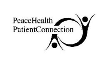 PEACEHEALTH PATIENTCONNECTION Trademark of Peacehealth
