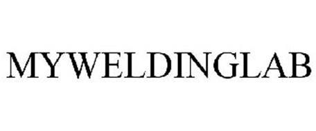 MYWELDINGLAB Trademark of Pearson Education, Inc. Serial