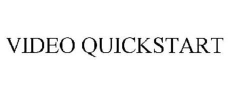 VIDEO QUICKSTART Trademark of Pearson Education, Inc