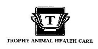 TROPHY ANIMAL HEALTH CARE Trademark of PEGASUS