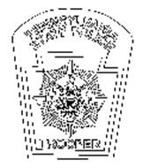 PENNSYLVANIA STATE POLICE TROOPER Trademark of
