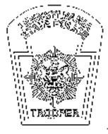 PENNSYLVANIA STATE POLICE TROOPER Trademark of