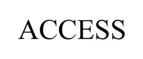 ACCESS Trademark of Petroleum Geo-Services ASA. Serial