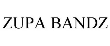 ZUPA BANDZ Trademark of PII INDUSTRIES, INC. Serial Number