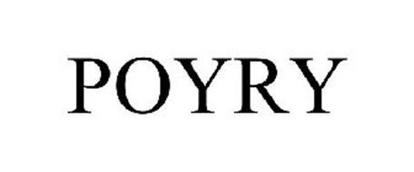 POYRY Trademark of POYRY OYJ Serial Number: 78833525