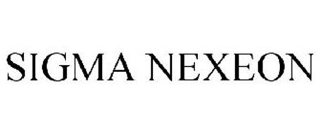 SIGMA NEXEON Trademark of PPG Coatings Nederland B.V