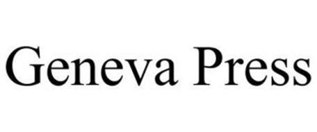 GENEVA PRESS Trademark of Presbyterian Publishing