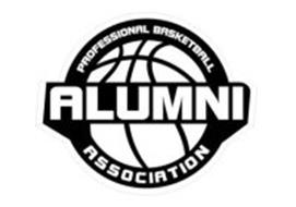 PROFESSIONAL BASKETBALL ALUMNI ASSOCIATION Trademark of