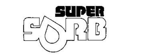 SUPER SORB Trademark of PUROLATOR PRODUCTS COMPANY Serial
