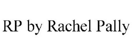 RP BY RACHEL PALLY Trademark of RACHEL BECKER, LLC Serial