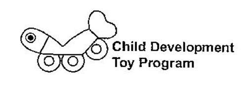 CHILD DEVELOPMENT TOY PROGRAM Trademark of READER'S DIGEST