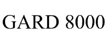 GARD 8000 Trademark of RFL Electronics Inc.. Serial Number