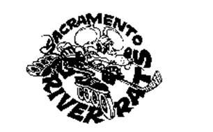 SACRAMENTO RIVER RATS Trademark of River Rats Roller