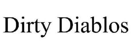 DIRTY DIABLOS Trademark of Robert Chris Consulting Inc
