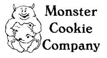 MONSTER COOKIE COMPANY Trademark of Ron Sexton Enterprises