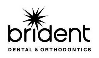 BRIDENT DENTAL & ORTHODONTICS Trademark of ROYAL BANK OF