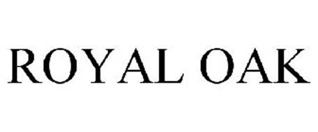ROYAL OAK Trademark of ROYAL OAK ENTERPRISES, LLC Serial