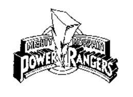 MIGHTY MORPHIN POWER RANGERS Trademark of Saban