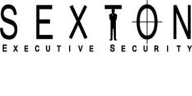 SEXTON EXECUTIVE SECURITY Trademark of Sexton Executive