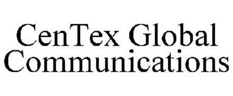 CENTEX GLOBAL COMMUNICATIONS Trademark of Shieff Services