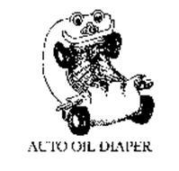 AUTO OIL DIAPER Trademark of Sierra International Group