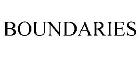 BOUNDARIES Trademark of Sirius XM Radio Inc. Serial Number