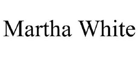 MARTHA WHITE Trademark of SMUCKER BRANDS, INC. Serial