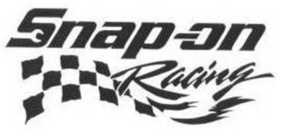 SNAP-ON RACING Trademark of Snap-on Incorporated. Serial