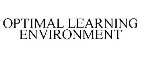 OPTIMAL LEARNING ENVIRONMENT Trademark of SPECIAL