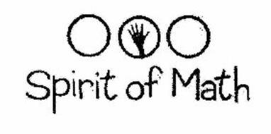 SPIRIT OF MATH Trademark of Spirit of Math Schools Inc