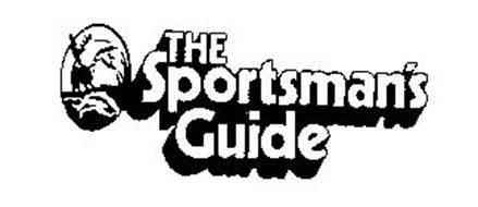 THE SPORTSMAN'S GUIDE Trademark of Sportsman's Guide, Inc