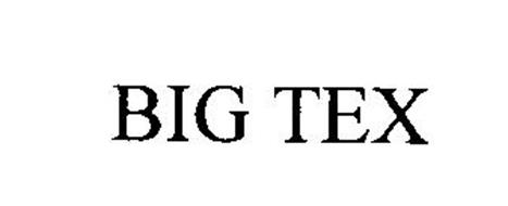 BIG TEX Trademark of STATE FAIR OF TEXAS Serial Number