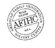 AMERICAN FAMILY IMMIGRATION HISTORY CENTER AFIHC ELLIS
