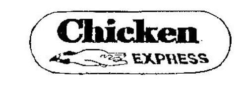 CHICKEN EXPRESS Trademark of STUART GROUP, INC.. Serial