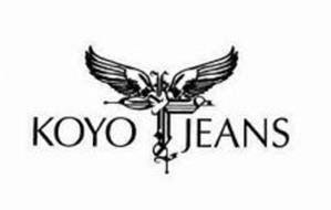 KOYO JEANS Trademark of SUN LAI HONG COMPANY LIMITED