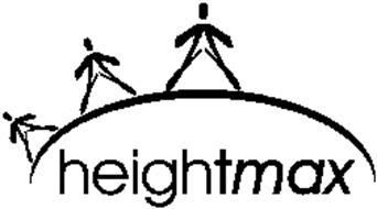 HEIGHTMAX Trademark of Sunny Health Nutrition Technology