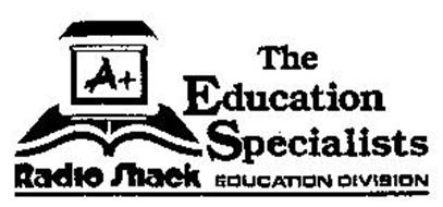 THE EDUCATION SPECIALISTS RADIO SHACK EDUCATION DIVISION