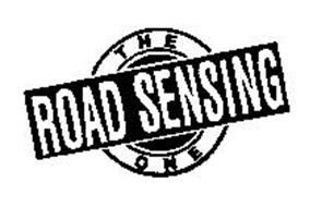 THE ROAD SENSING ONE Trademark of Tenneco Automotive