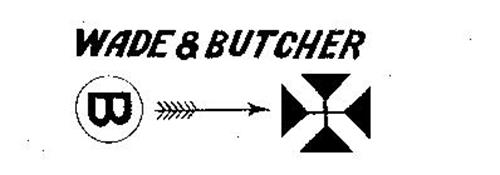 WADE & BUTCHER B Trademark of Tennessee River Valley Knife