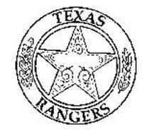 TEXAS RANGERS Trademark of Texas Ranger Law Enforcement