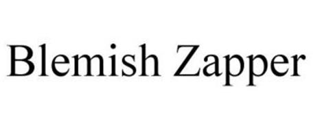 BLEMISH ZAPPER Trademark of Thane International, Inc