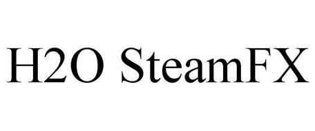 H2O STEAMFX Trademark of Thane International, Inc.. Serial