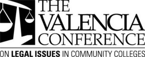 THE VALENCIA CONFERENCE ON LEGAL ISSUES IN COMMUNITY