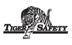 TIGER SAFETY Trademark of The Modern Group Ltd.. Serial