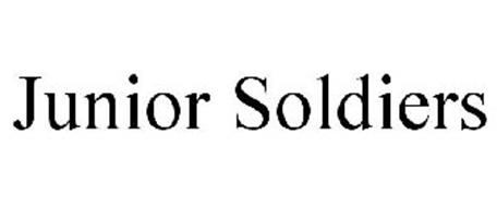 JUNIOR SOLDIERS Trademark of The Salvation Army Serial