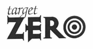 TARGET ZERO Trademark of The Southern Company Serial