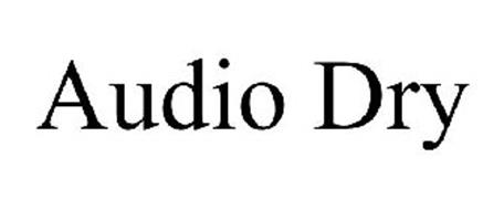 AUDIO DRY Trademark of Thermal Science, LLC. Serial Number