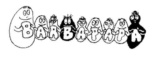BARBAPAPA Trademark of Tison, Annette. Serial Number